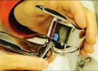 Ремонт однорычажного смесителя своими руками