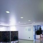 Особенности сатинового натяжного потолка