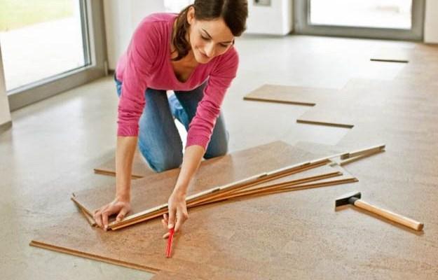 Ламинат: прекрасная имитация деревянного покрытия