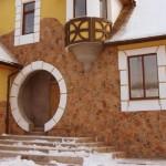 Цоколь – ограждение для фундамента строения снаружи