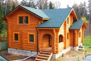 Качественный дом из сруба