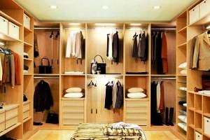 Как оформить удобную и функциональную гардеробную?