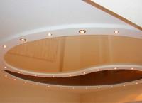 Натяжные потолки: виды, особенности, технические характеристики, достоинства и недостатки