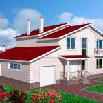 Индивидуальный жилой дом — проекты и материалы
