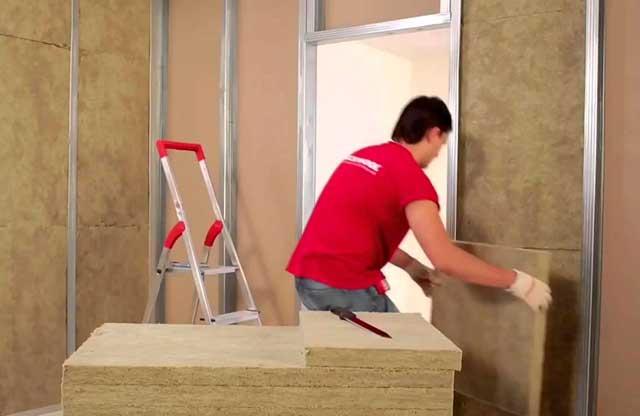 Шумоизоляция стен в квартире - самые популярные материалы