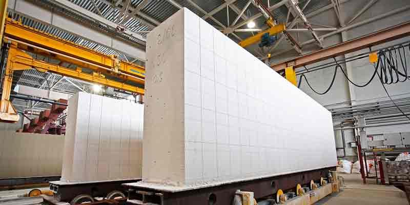 Производство газобетонных блоков - мини-линии для индивидуального строительства и бизнеса