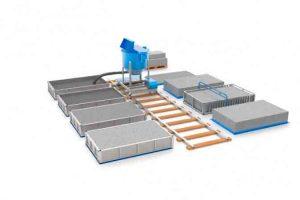 Производство газобетонных блоков — мини-линии для индивидуального строительства и бизнеса