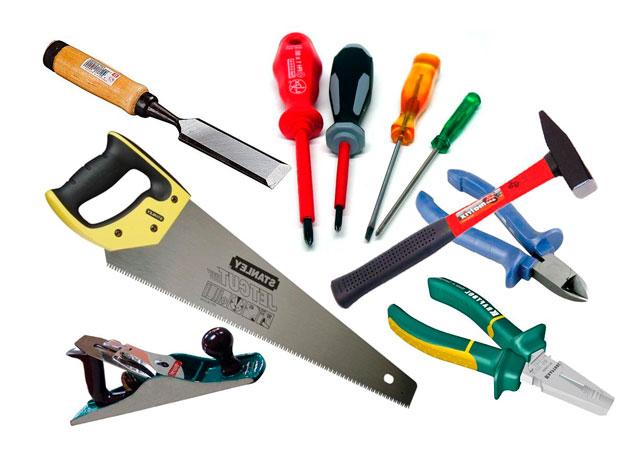 Инструменты, которые должны быть в каждом доме