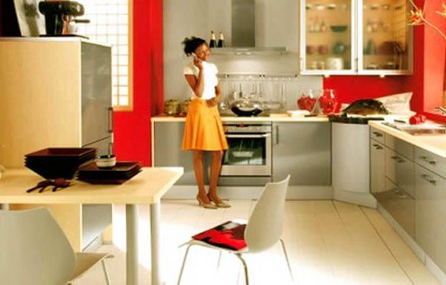 Объединение кухни с прихожей