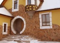 Цоколь — ограждение для фундамента строения снаружи